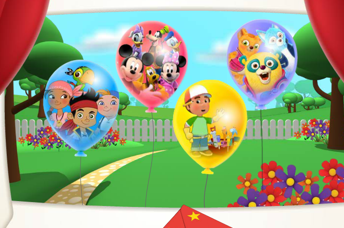 Disney junior turns free e cards for your little ones