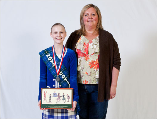 Bedford girl to represent NS in highland dancing
