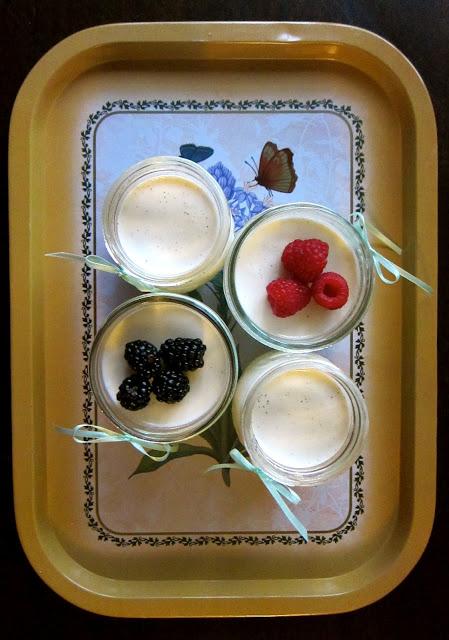 #MonthlyMiettes - May Round-Up - Buttermilk Panna Cotta