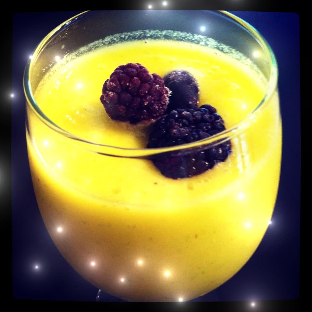 Shortcut Recipes: Mango Madness Smoothie