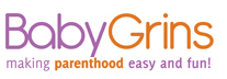 baby grins: easy shopping for modern moms, babies toddlers ($50 giveaway!)