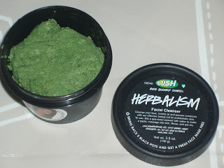Lush Acne treatment products