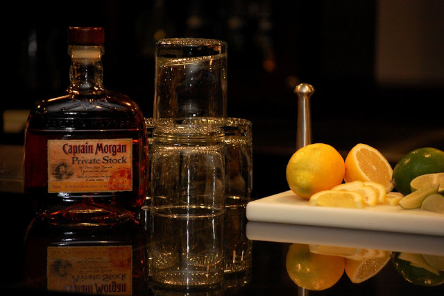 Lorne Caborn: On Mixology, Captain Morgan, Tall Ships, and You