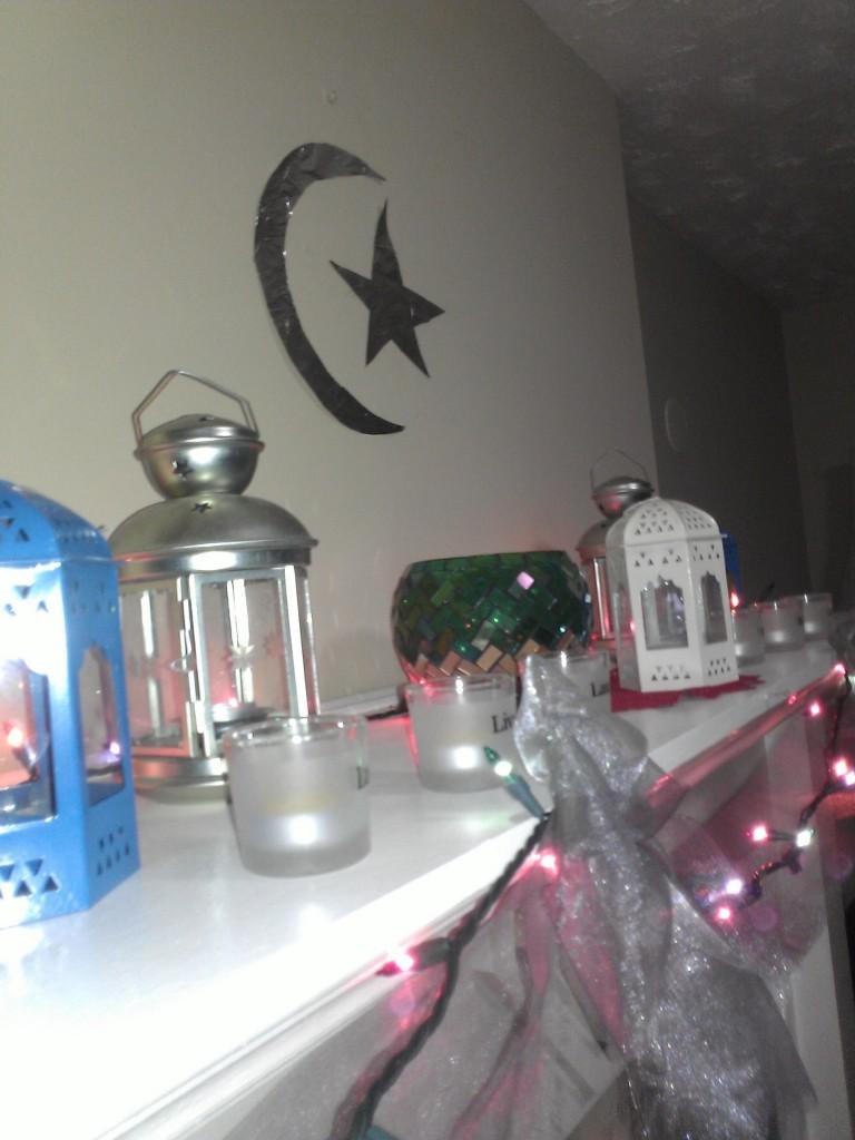 Wordless Wednesday: Ready for Ramadan