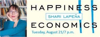 Shari Lapeña Author Reading