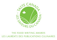 Odd Bits and Spilling the Beans - The 2012 Taste Canada Food Writing Awards