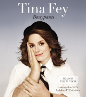 Staff Pick - Bossypants by Tina Fey