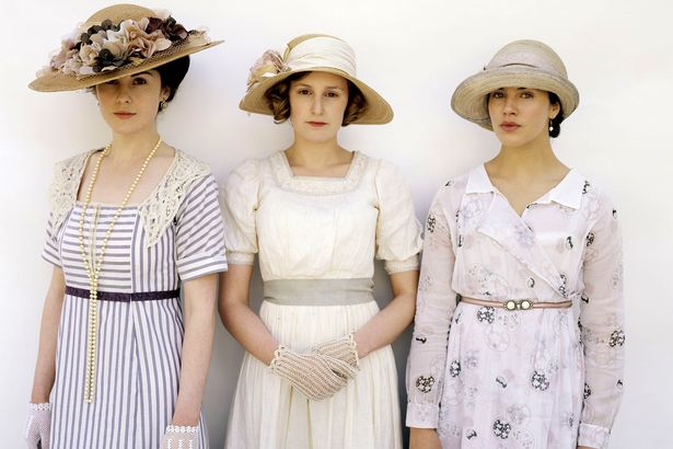 Random Style Icon: Downton Abbey's Lady Edith