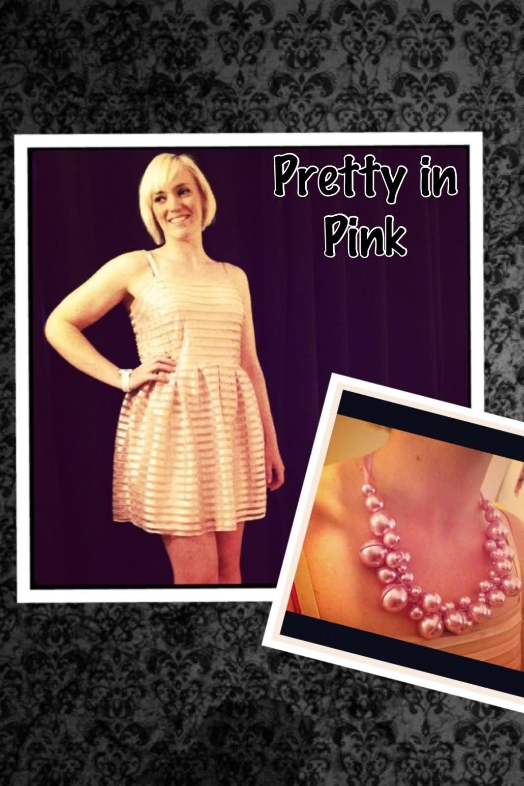 Pretty Pink Balerina
