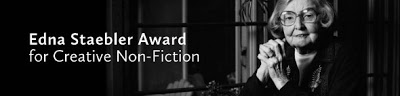 The Best of Canadian Creative Non-Fiction - The Edna Staebler Award