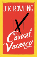 5 Fiction titles to Watch for in September (plus The Casual Vacancy which you've probably already heard about)