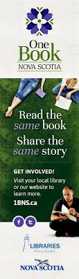 One Book Nova Scotia launch