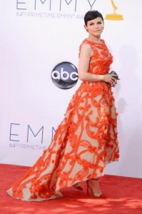 Emmys 2012: Dress Porn Time