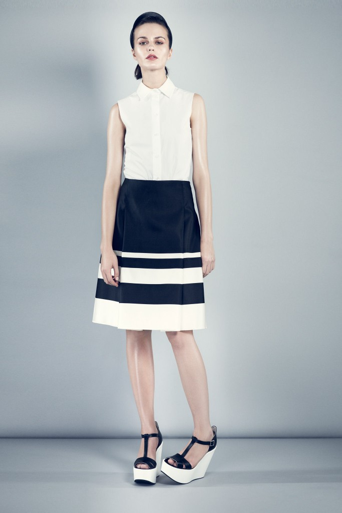 NYFW 2012: Ermahgerd! Skirts for Grown Ups!
