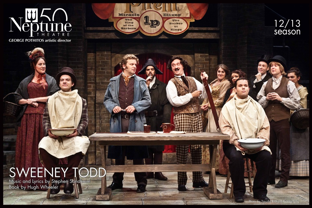 Sweeney Todd: The Demon Barber on Barrington Street