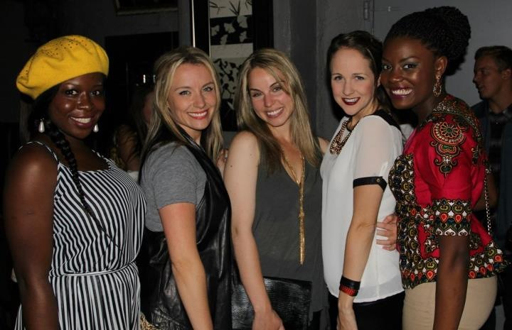 Reginald Magazine Fall Fashion Party