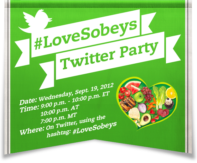 Party in the Kitchen – #LoveSobeys