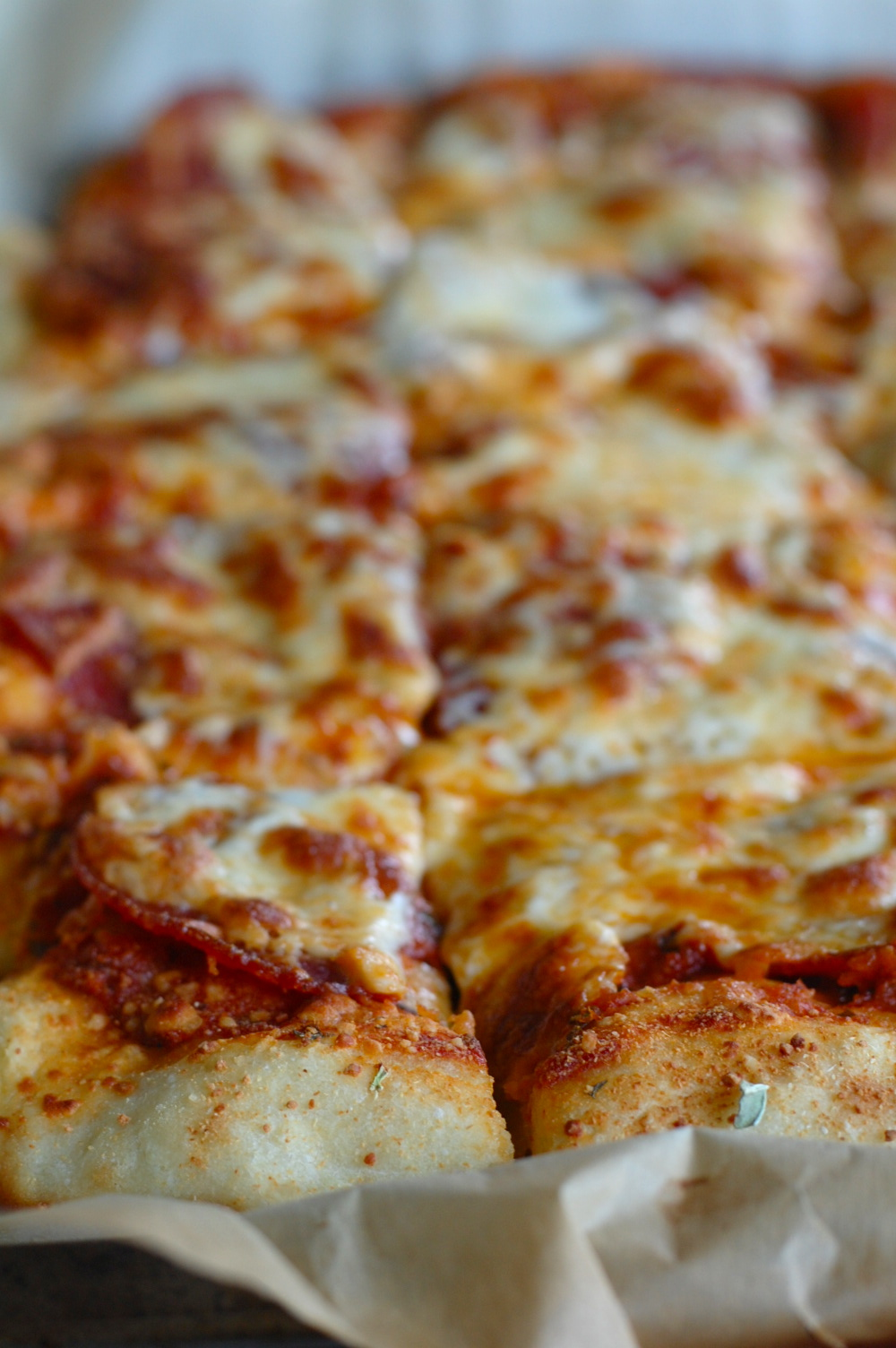 in the kitchen: the easiest, most amazing pizza crust…ever.