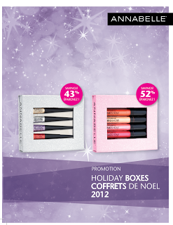 Marcelle/ Annabelle holiday products