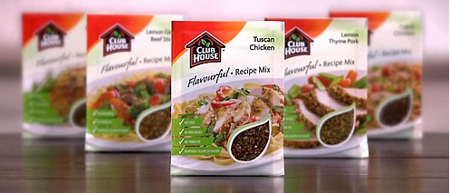 Clubhouse Flavourful Recipe Mixes Review and Giveaway