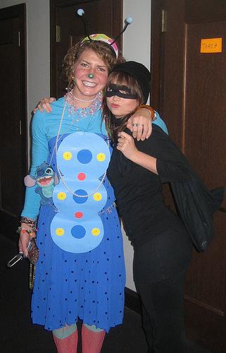 Frugal Halloween Costume Ideas