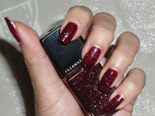 Illamasqua Nail Varnish Duo