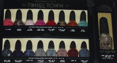 SOPI Tinsel Town Collectors Set