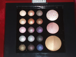 Sephora MicroSmooth Baked Collection