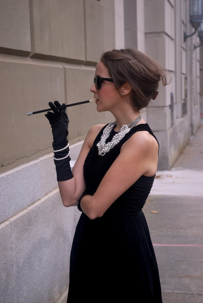 Modern Day Audrey