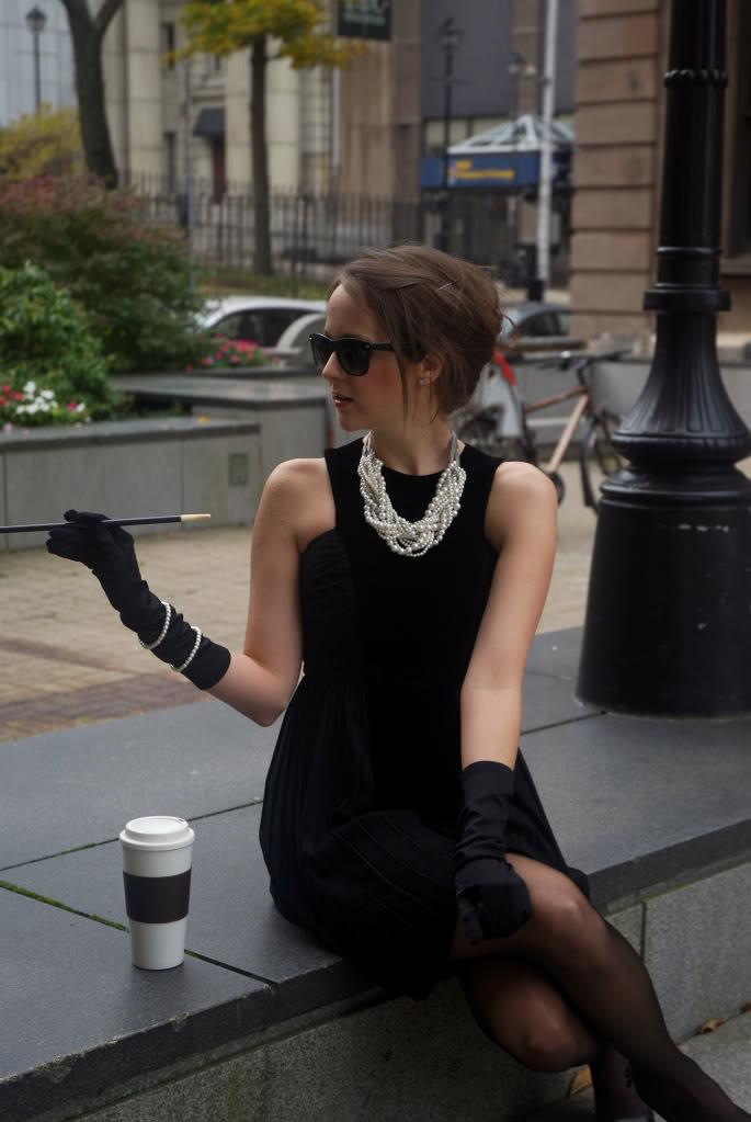Modern Day Audrey