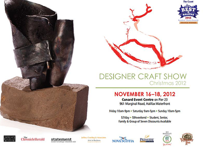 Designer Craft Show | Christmas 2012