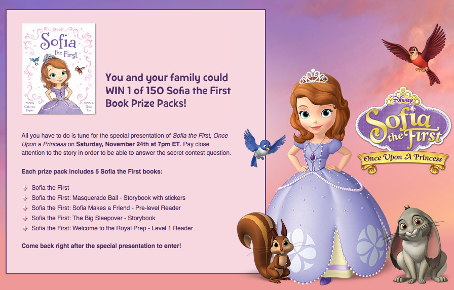 new princess series: sofia the first | #disneyjuniormom