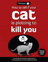 Staff Pick - How to Tell if Your Cat is Plotting to Kill You by Matthew Inman