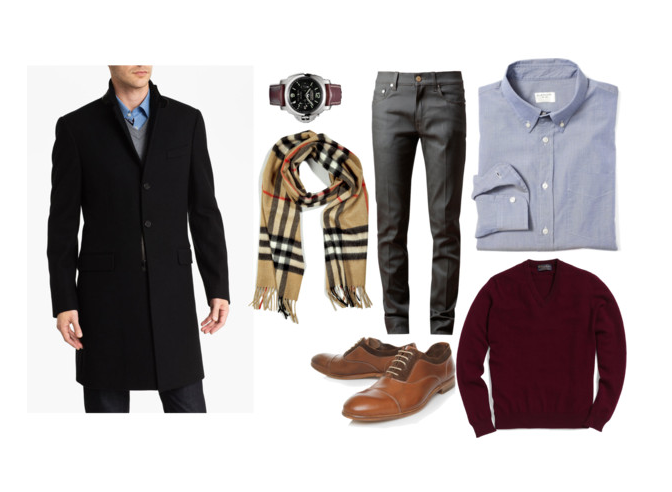 Menswear Monday: Business Casual
