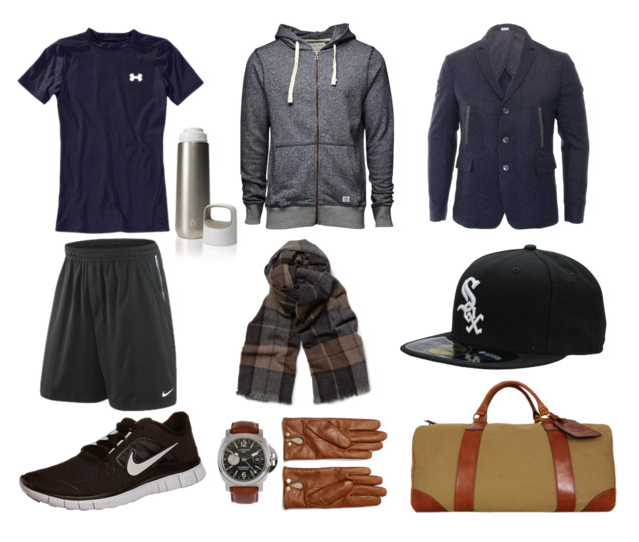 Menswear Monday (Guest Post): Gym Bound