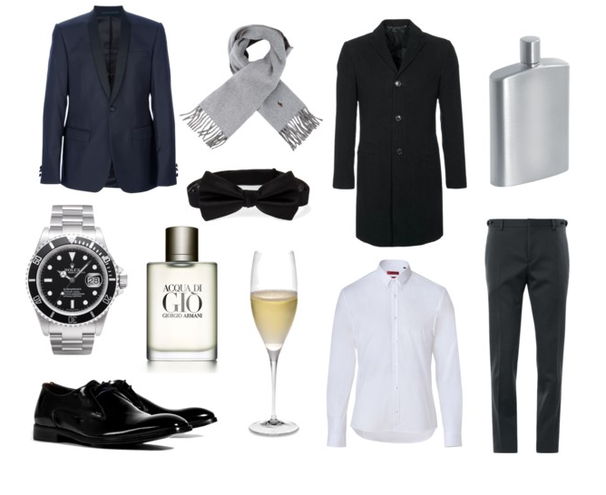 Menswear Monday: NYE Necessities