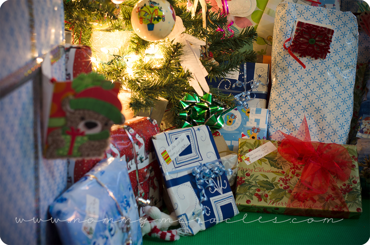 Thoughts on Gifts