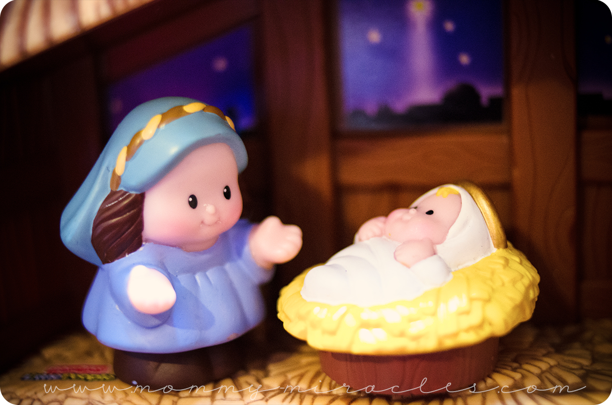 Mary and Baby