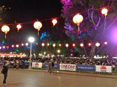 Night Noodle Markets - part of Crave Sydney Food Festival!
