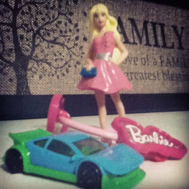 KINDER Canada: Barbie and Hot Wheels Giveaway