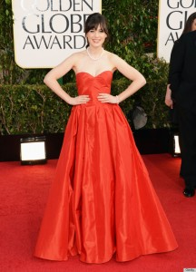 Judging the Pretty at the Golden Globes 2013