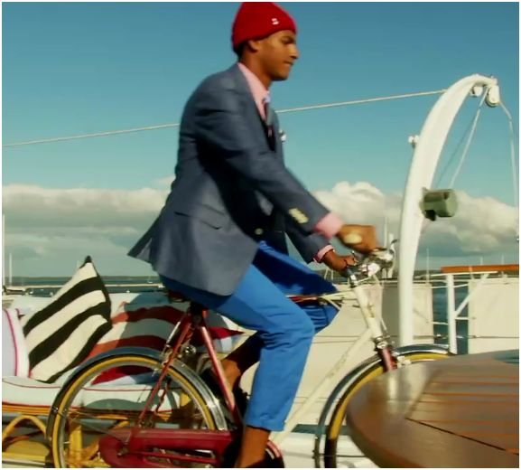 Your Random Style Icon: Team Zissou