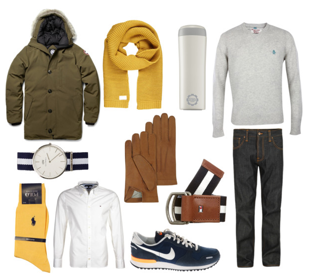 Menswear Monday: Weekend Warmth