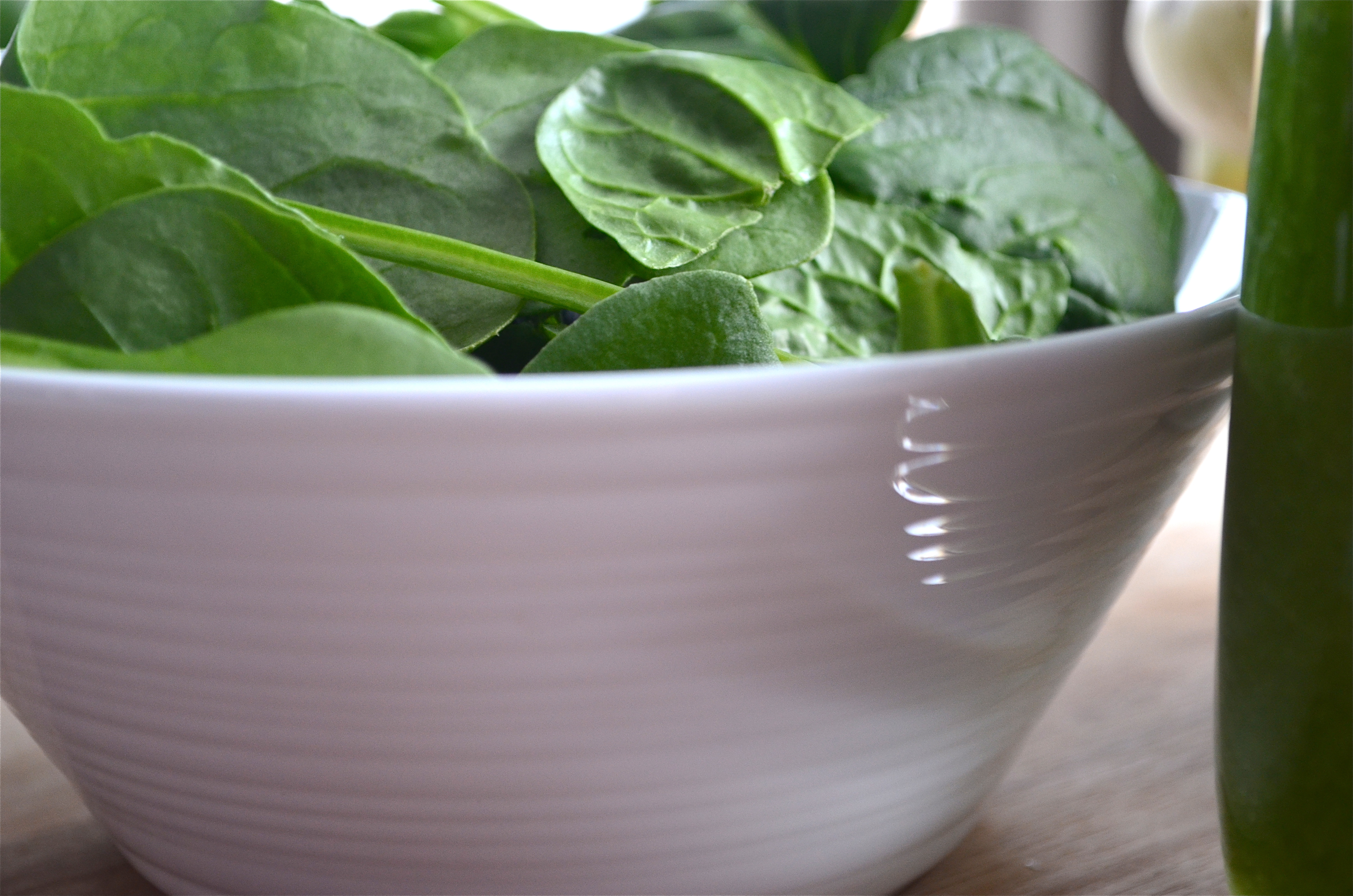 a quick tip on how to blend your greens + a kid/husband friendly recipe #30daysofgreensmoothies