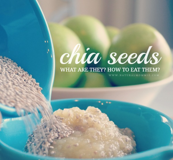 in the kitchen: chia seeds: a superfood you should be eating. what are they + how to eat them