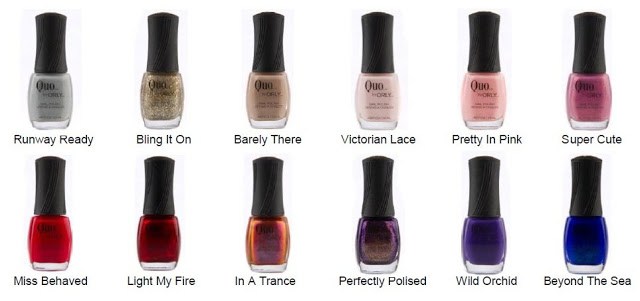 Quo by Orly Spring 2013
