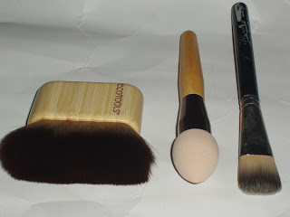 New EcoTools brushes