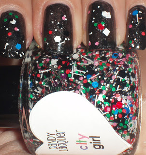 NOTD: Candy Lacquer City Girl
