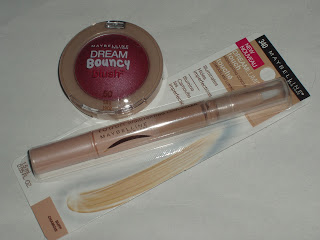 Maybelline Dream makeup