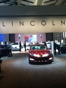 A Day At the Canadian International Auto Show